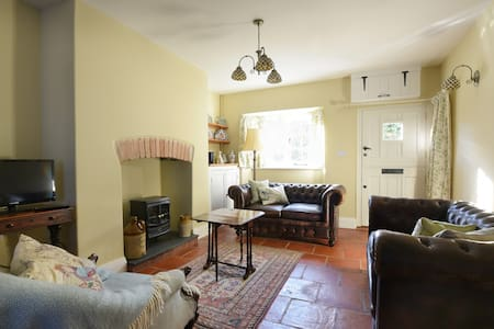Beautiful cottage in the heart of Dunster - Dunster - Rumah