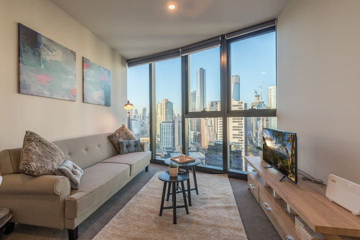 Southbank 1 Bedroom Apartment with View@Shadowplay