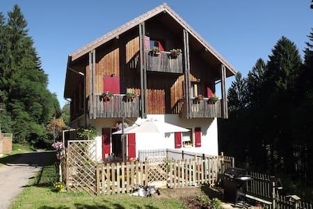 LE HAUT VAN : Chambre triple Edelweiss - Fraize