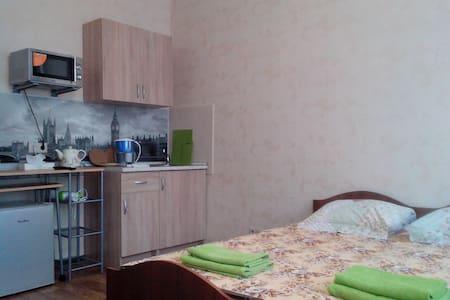 Квартира-студия со всеми удобствами KakDoma-SVO - Apartment