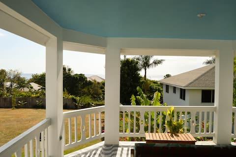 4 Bedroom Villa with Sea View
