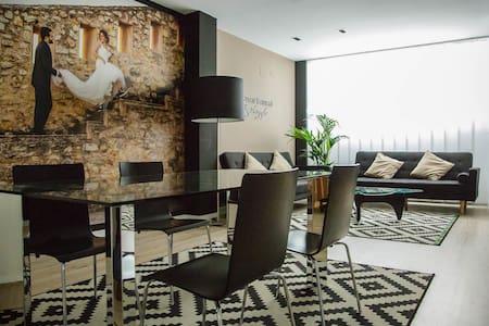 Loft Moderno y Acogedor + WIFI