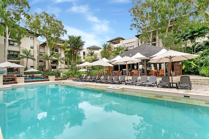Resort Penthouse Apartment 422/423 in Palm Cove - Palm Cove - Lejlighed