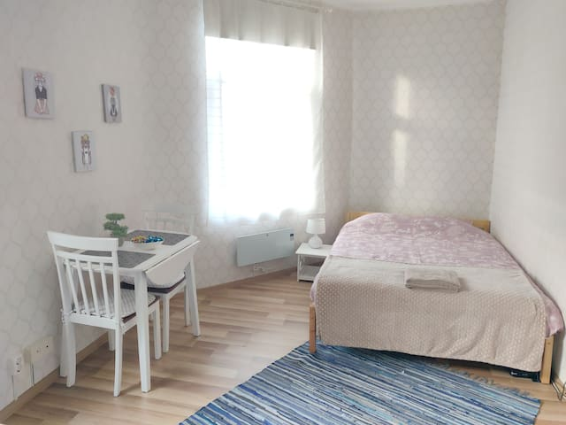 Cozy Small Apartment in Kalamaja, next to Old Town