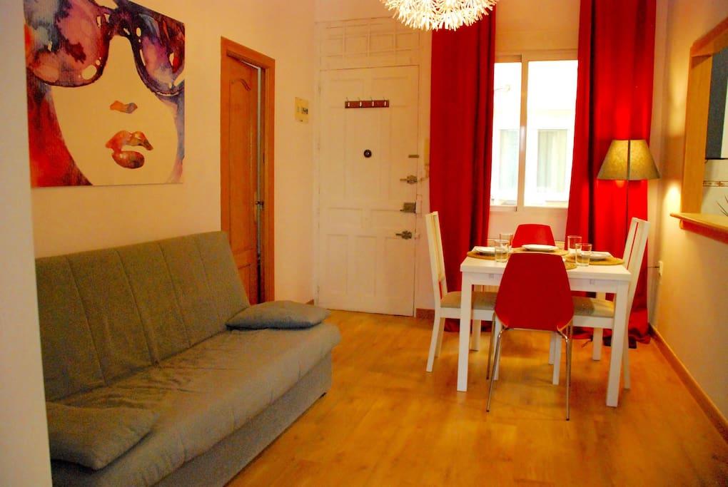 Piso chopera 3 habitaciones madrid rio apartamentos en for Habitaciones en madrid