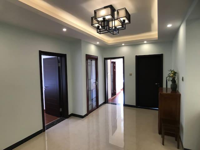 古南塔/新中式公寓/双卧室家庭套房