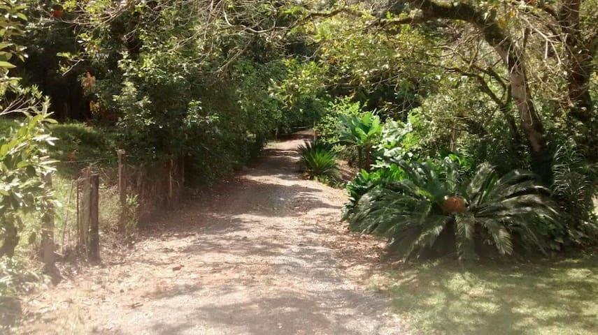 Tranquilidade e Sossego em meio a Natureza