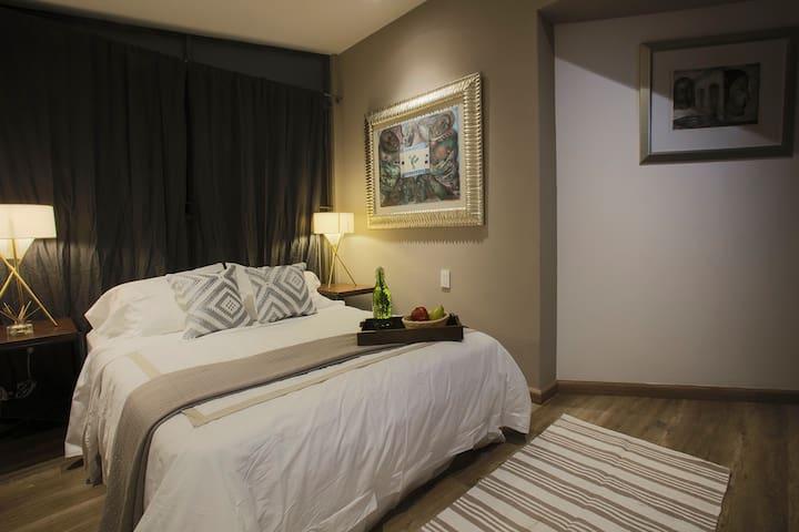 Fantástica habitación nueva en la Condesa, Morales