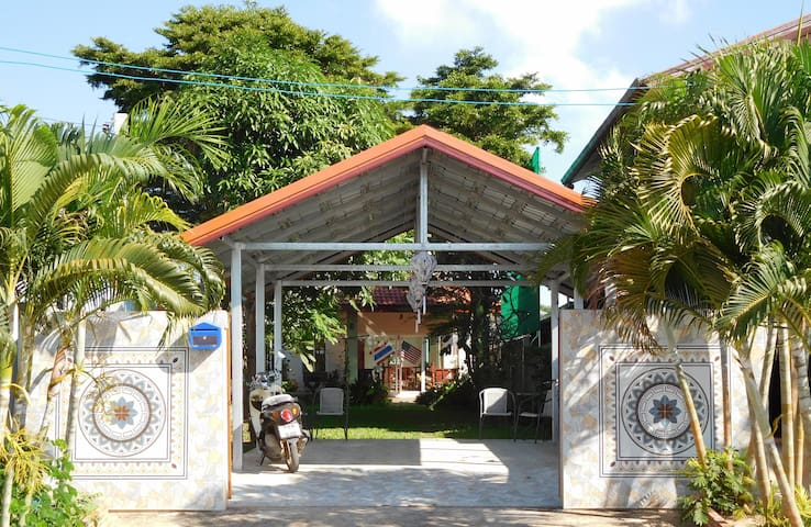 A cool, quiet oasis in the heart of Isaan - Ban Pao - Casa