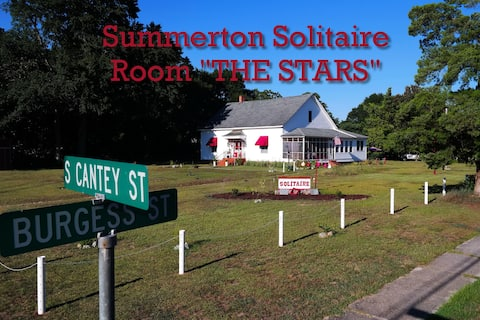 Summerton Solitaire Guest House THE STARS room