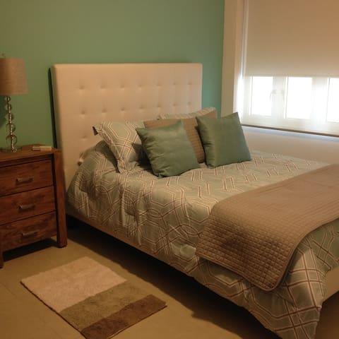 2nd Room Queen Bed