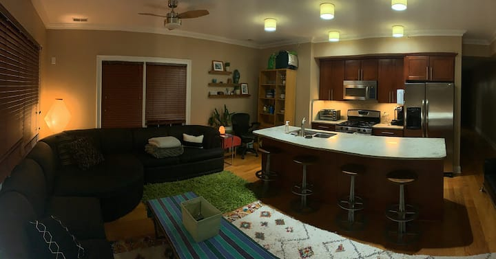 2Br/2Bth on Main St - Walk to beach, Bar A, DJAIS