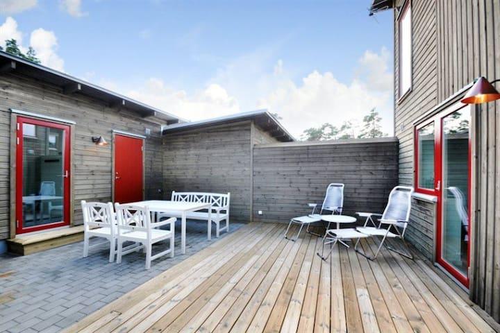 Fräscht boende på norra Gotland - Gotland N - House