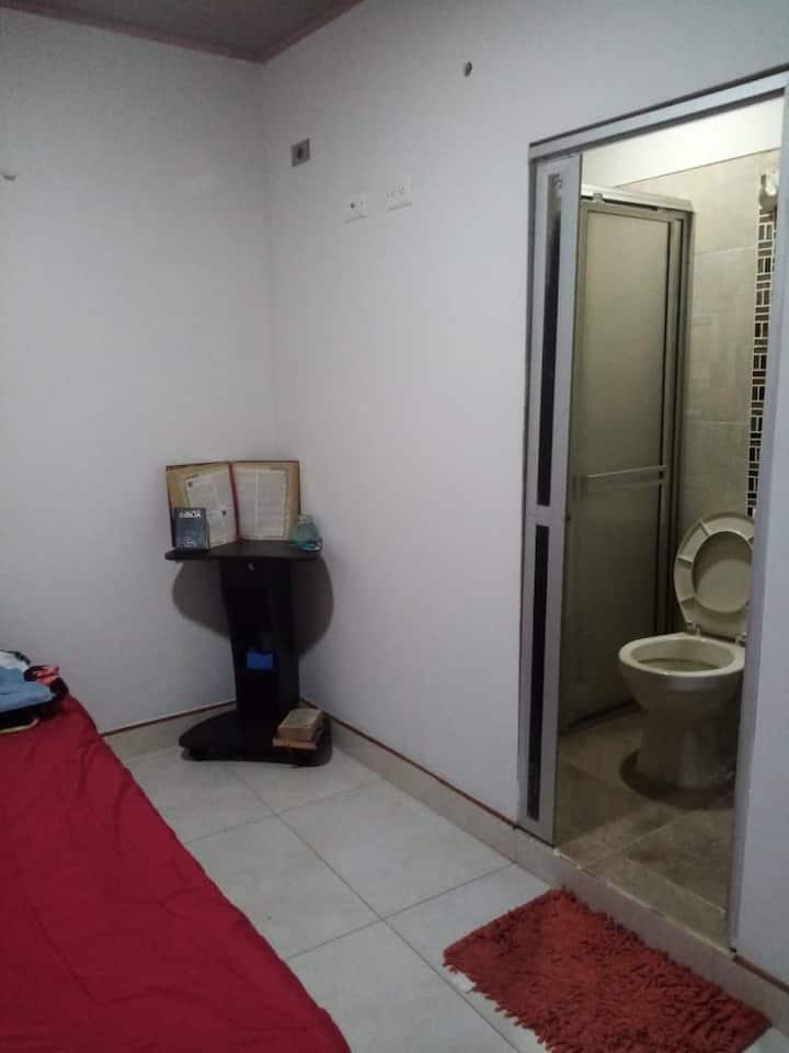 Cuarto privado Arauca, Arauca