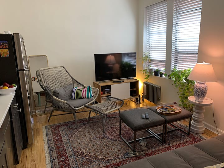 Cozy & comfy apt in the heart of Inwood Manhattan