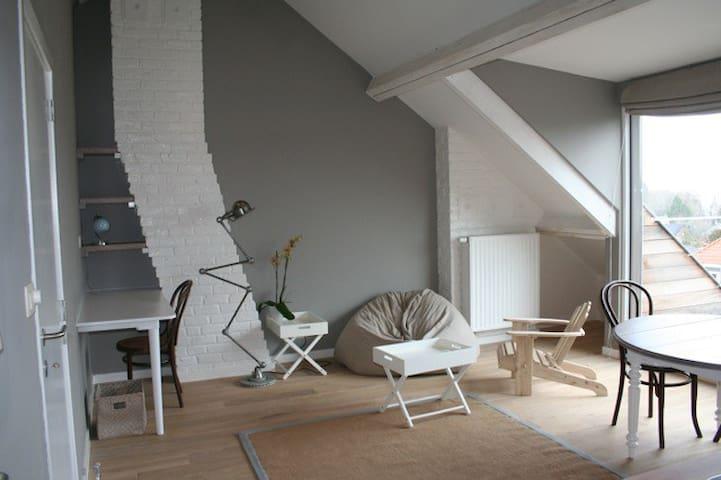 Superbe appartement avec terrasse - Rixensart - Apartament