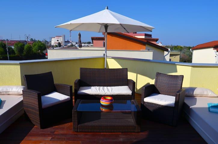Complex Recife - sea view villa 4 - Mamaia-Sat - Ev