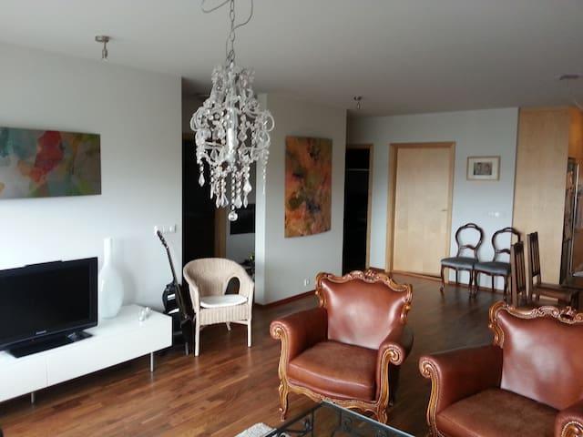 Beautiful apartment near Reykjavik