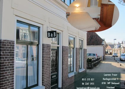 Bed and Breakfast Bolsward - Bolsward