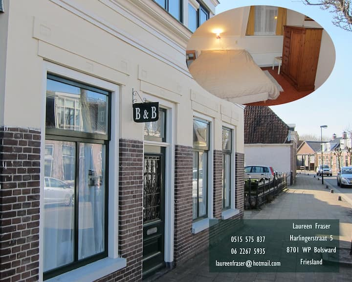 Bed and Breakfast Bolsward