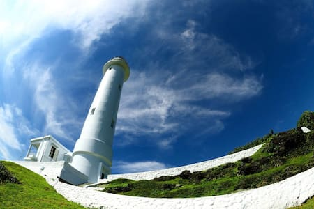 Green Island Hot Spring ACBackpack - 台東