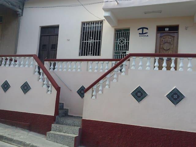 Frente de la Casa