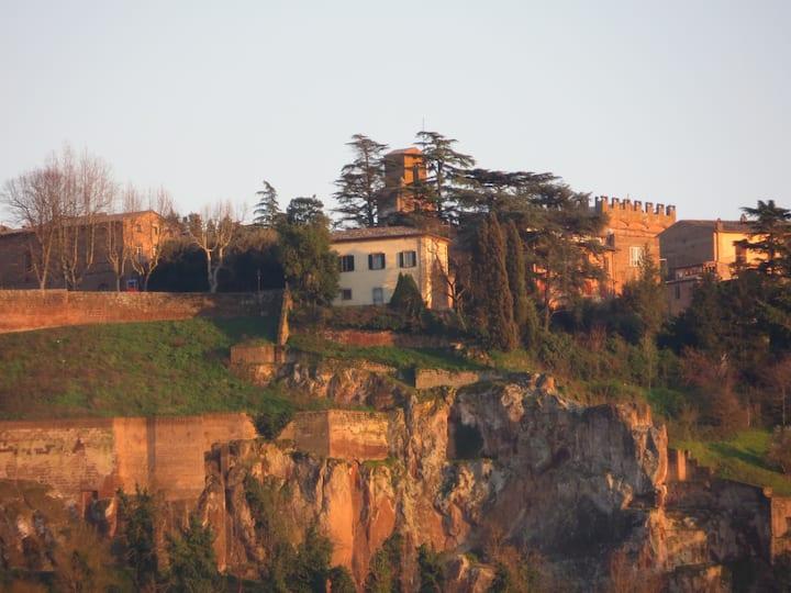 Villa Confaloniera, amazing view