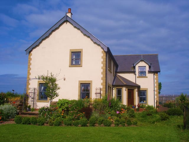 Brae House, Scottish Borders - Duns