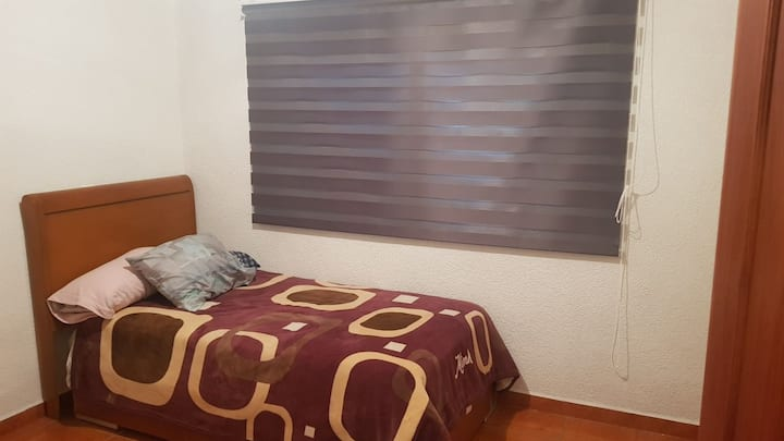 Cómodo alojamiento a las afueras de Toluca