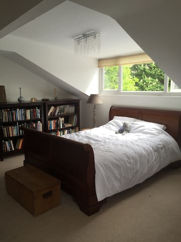 Double Private Room in Manchester - Manchester - Rumah