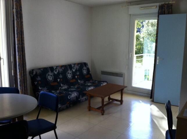 2 Pièces - Valbonne - Apto. en complejo residencial