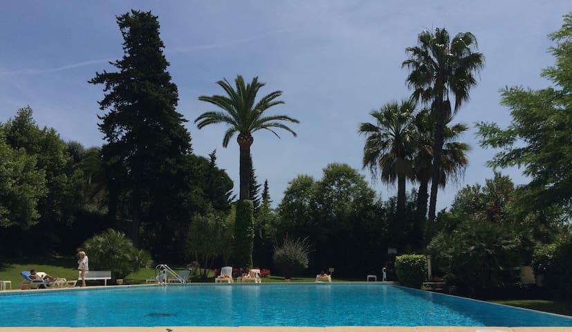 Un Coin de Paradis - Cannes - Lägenhet