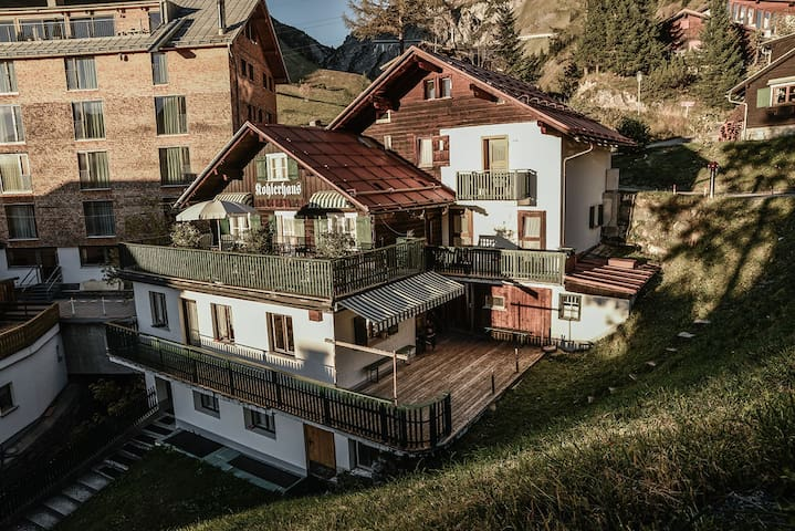 Ski- und Wanderhütte in Stuben - Stuben - Cabin