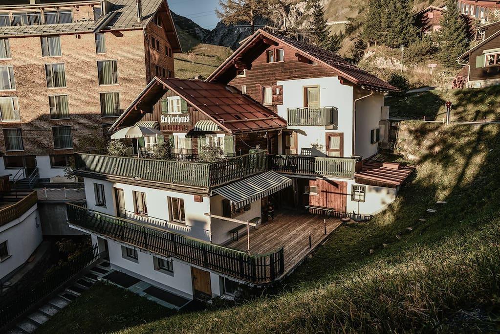 Find homes in Saint Anton am Arlberg on Airbnb