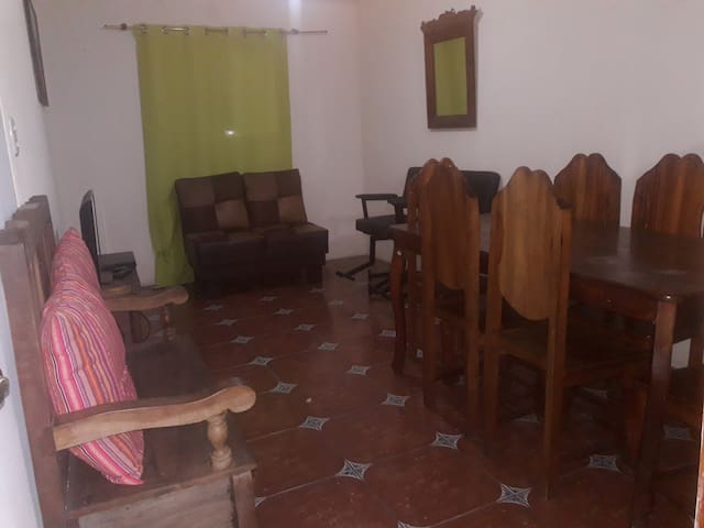 Apartamento en Antigua, Totalmente Equipado