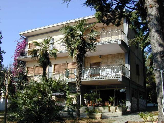 Villa nel parco vista mare - Tortoreto Lido - Villa