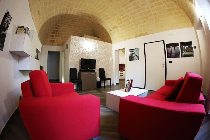 Una casa indipendente vicino Matera