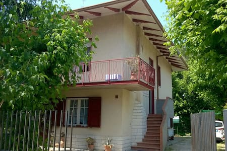 Wide house close to the seaside - Cervia