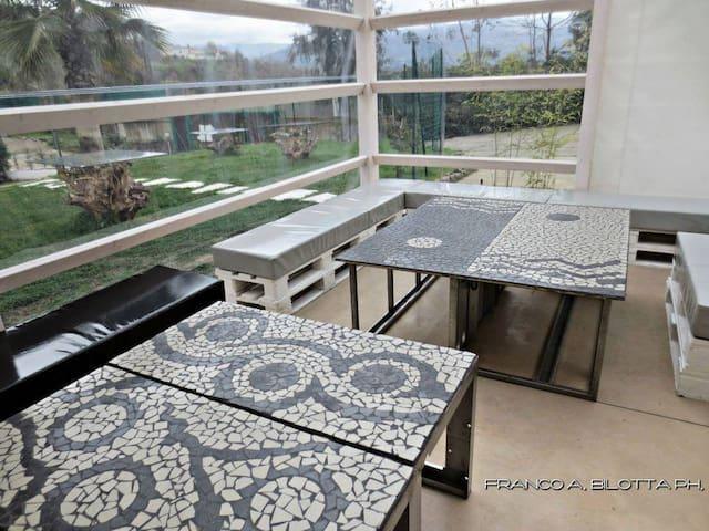 Parco d'Arte AltArt - Arcavacata di Rende, Cosenza - ที่พักพร้อมอาหารเช้า