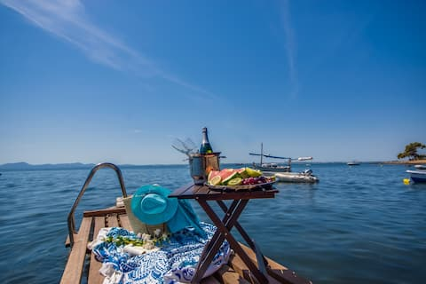 Ÿ Bell Punt - Fantàstica ubicació del mar a 1a línia