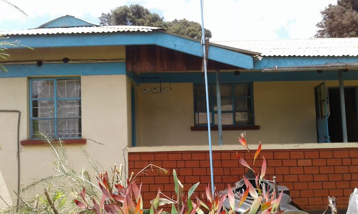 Kwetu Resource Centre with Kerio Valley View