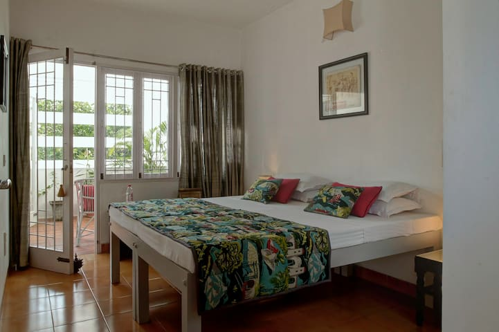 B&B near ashram & Promenade Beach - Puducherry - Bed & Breakfast