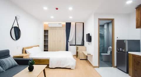 @20%  Monthly discount/ Best Location_ Cozystudio