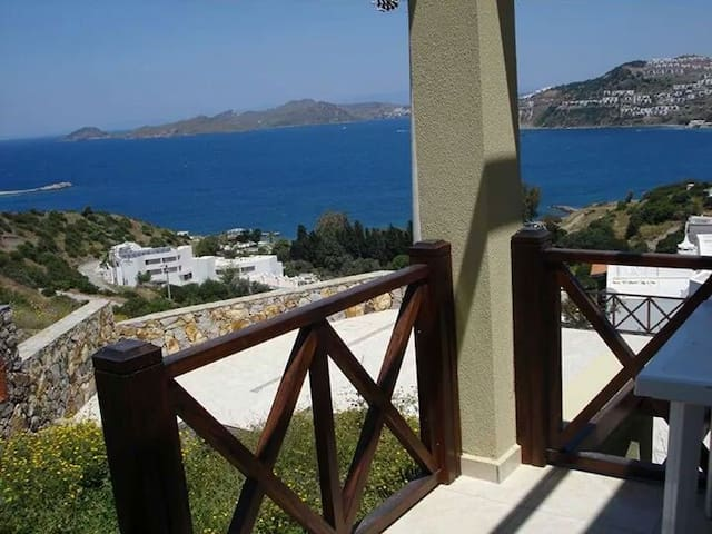 Breathtaking view 2 bedroom aptment - Bodrum - Apartamento