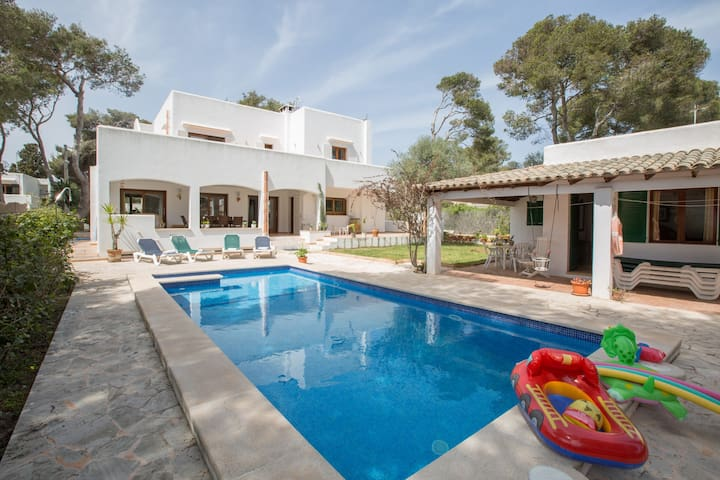 Estel d'Or -  house with private pool in Cala D'0r - Cala D'or - Hus