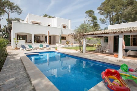 Estel d'Or -  house with private pool in Cala D'0r - Cala D'or
