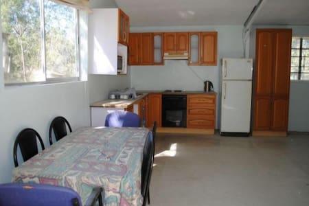 2 Bedroom Cabin on Acreage - Regency Downs - Talo