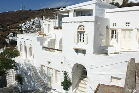 Tinos Villa (Traditional Villa in Triantaros) - Tinos