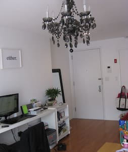 2BR apt with Balcony in Manhattan - New York - Apartment