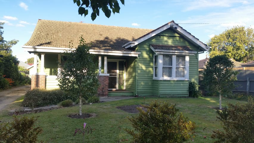 Old Californian Bungalow 3 Br Home - Sale - House